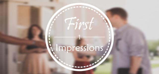 First Impressions Seminar